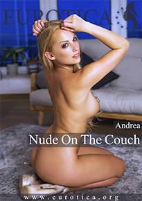 Nude On The Couch