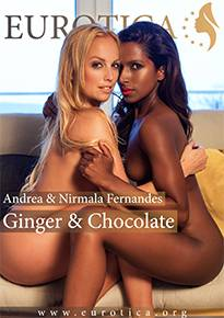 Andrea and Nirmala Fernandes fit together as harmoniously as the ingredients of a delicious dessert.