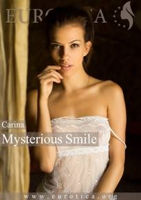 The way Carina smiles, it brightens even darkest day.