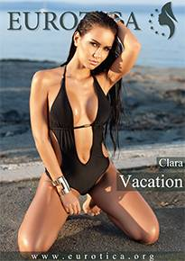 Clara is the woman every man wishes he'd meet on vacation.